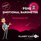 Emotional Barometer Kit | Confront & Express Emotions | Gr