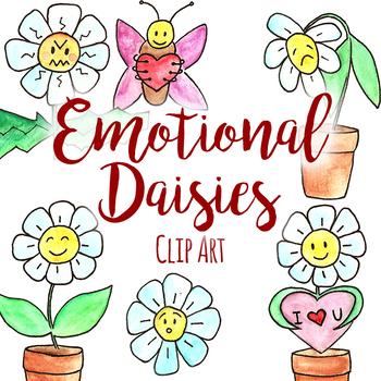 Emoji Daisies