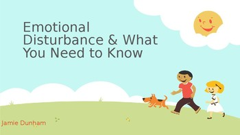 Emotional Disturbance: What You Need to Know