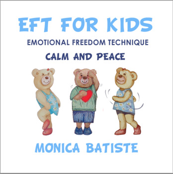 Emotional Freedom Technique, tap along with Moustache Bear.  EFT for children