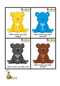 Emotional Intelligence High Level Comp Flashcards - Explaining YOUR Feelings