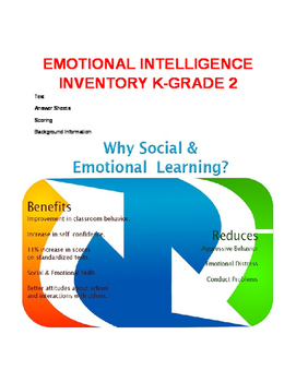 EQ (Emotional Quotient) Emotional Intelligence Inventory G