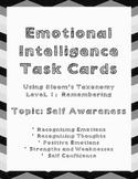 Emotional Intelligence Task Cards Using Bloom's Taxonomy: