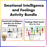Emotional Intelligence and Feelings: Activity Bundle