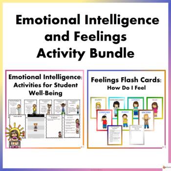 Emotional Intelligence and Feelings: Activity Bundle
