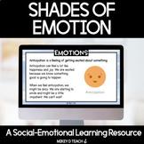 Emotional Intelligence and Self-Regulation   SEL Activitie