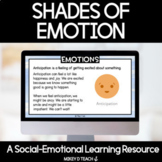 Emotional Intelligence and Self-Regulation | SEL Activitie