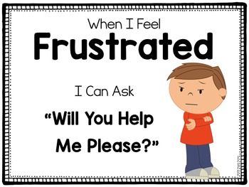 Emotional Literacy Posters