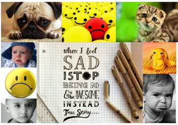 Emotional Poster - Sad