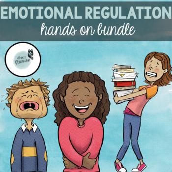 Emotional Regulation Activities | Emotional Support Activities | BUNDLE!
