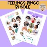 Emotional Regulation Bingo Bundle