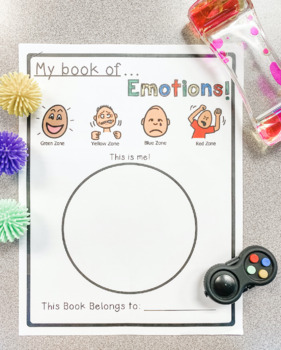 Emotional Regulation Book