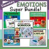 Emotions Super Bundle: Elementary