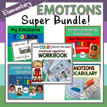 Emotional Regulation Bundle: Elementary