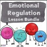 Emotional Regulation Character Trait Lesson Bundle