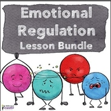 Emotional Regulation Character Trait Lesson Bundle