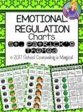 Emotional Regulation Charts: St. Patrick's Themed
