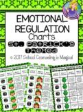 Emotional Regulation Charts: St. Patrick's Themed
