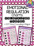 Emotional Regulation Charts: Valentines Theme
