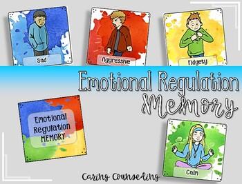 Emotional Regulation - Memory Game