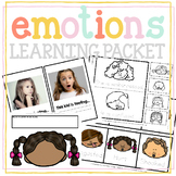 Emotional Regulation Play Packet