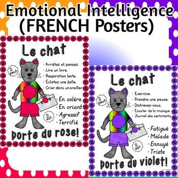 Emotional Regulation Posters