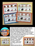 Emotional Regulation Visual Strategy Cards (Coping Skill).