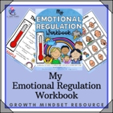 Emotional Regulation Workbook Program - 41 Pages!!!