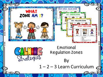 Emotional Regulation Zones