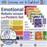 Emotional Robots: Social Emotional Learning + Art + Techno