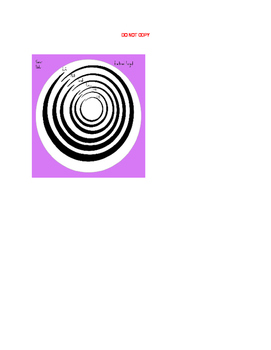 Emotional Target Chart