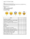 Emotional Trigger Survey