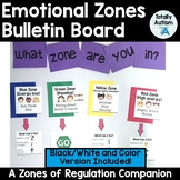 Emotional Zones Bulletin Board