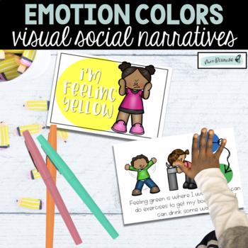 Emotional Zones | Social Stories | Zones