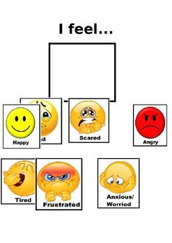 Emotional behaviour self regulation poster