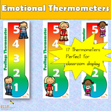Emotional thermometers