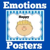 Emotions | Preschool Kindergarten 1st 2nd Grade | Identify