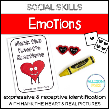 Emotions: Identifying & Expressing Activities