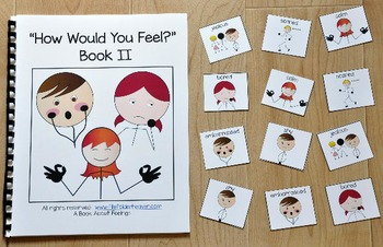 "Emotions Activities--""How Would You Feel?"" Mini-Bundle"