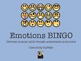 Emotions BINGO: Developing Social Skills through Understanding Emotions