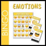 Emotions Bingo