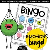 Emotions Bingo: Dot Dudes
