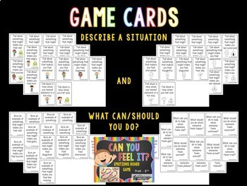 Emotions Board Game