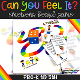 Feelings and Emotions Board Game