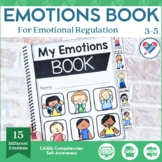 Emotions Book for Social and Emotional Learning