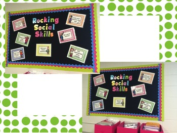 Emotions: Bulletin Board Set