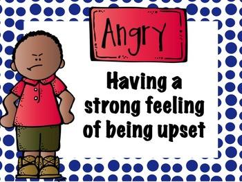 Speech Bulletin Board: Emotions