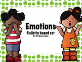 Speech Bulletin Board: Emotions
