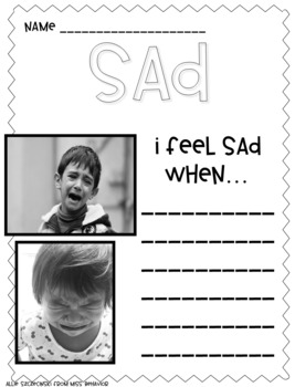 Emotions Activities   Feelings Activities   Real Photos