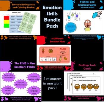 Emotions Bundle Pack